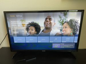 Toshiba fire tv 32inch for Sale in Arlington, TX