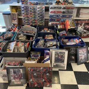 HUGE LOT of NASCAR for Sale in New Port Richey, FL