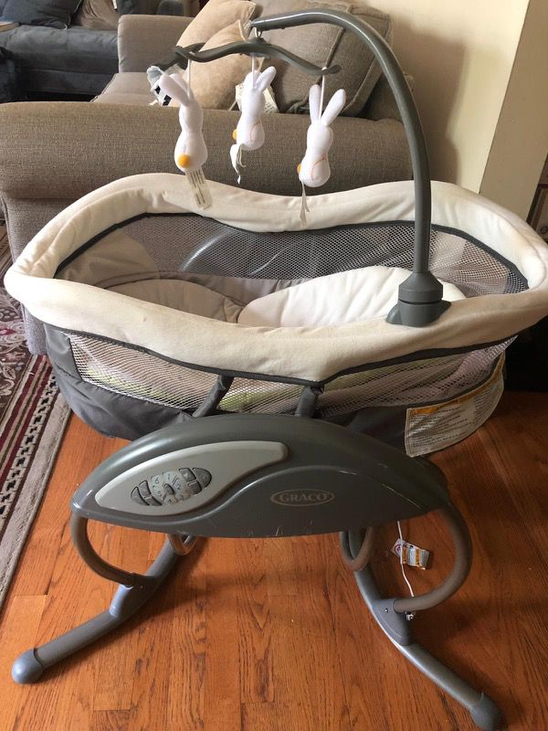 Baby graco dreamglider swing