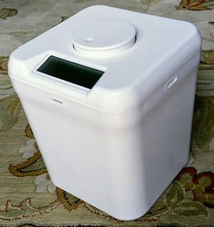 Kitchen Safe time locking food container white lid/base for Sale in San Mateo, CA