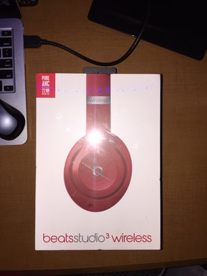 Beats Studio 3 Wireless- Sealed for Sale in Washington, DC