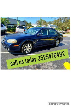 2003 Nissan Maxima GLE for Sale in Ocala, FL