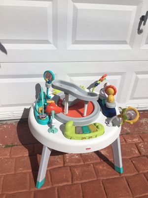 "Bike for 1 year old and pedals pusher, learning center ""Fisher"" like new!! $10 each Hurry inquire now before is gone! We located Miami Beach off 94 s for Sale in Miami Beach, FL"