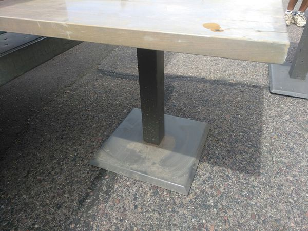 Tables complet or just legs or just top table