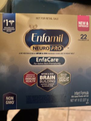 Free enfamil formula for Sale in Joliet, IL