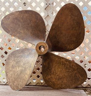"""32"""" Boat Propeller for Sale in Tacoma, WA"""