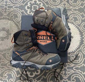 Merrell work boots 11.5 size. for Sale in San Jose, CA