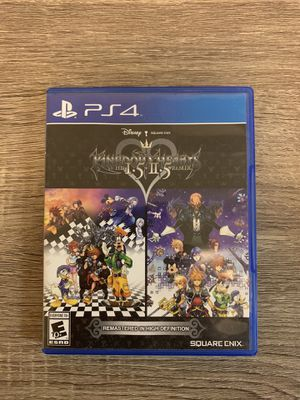 Kingdom Hearts 1.5 + 2.5 HD Remix for Sale in Orlando, FL
