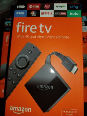Amazon Fire Tv for Sale in Arnold, MO