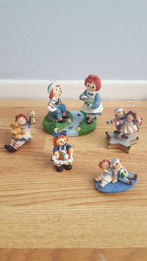 Raggedy Ann & Andy for Sale in Riverside, CA