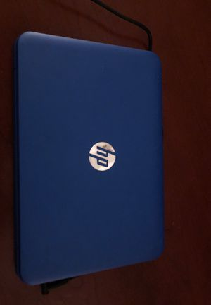 Hp stream notebook pc 11 laptop for Sale in Easthampton, MA
