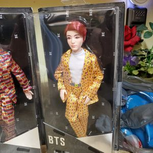 BTS Asian Boy Band Doll for Sale in Land O Lakes, FL