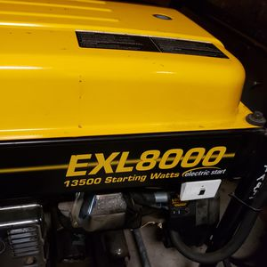 GENERAC EXL 8000 for Sale in OH, US