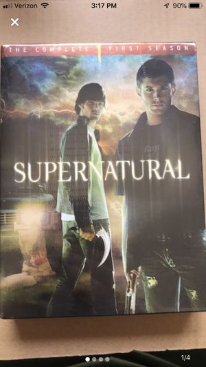 Supernatural Complete Season One for Sale in Traverse City, MI