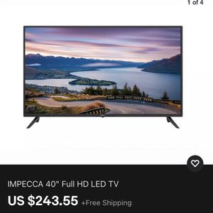Impecca 40 Inch TV for Sale in Baltimore, MD