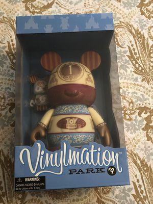 New Disney Vinylmation Toy Story Mania Limited Edition 1000 for Sale in Spring Hill, FL