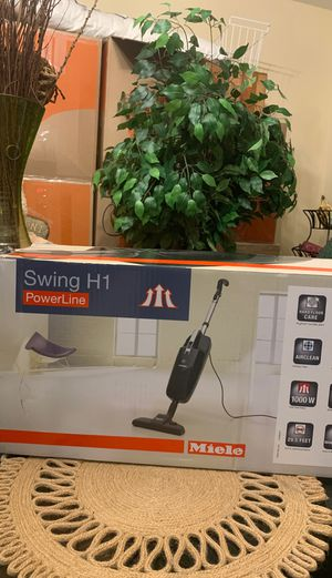 Miele swing vacuum brand new never open box for Sale in Stamford, CT