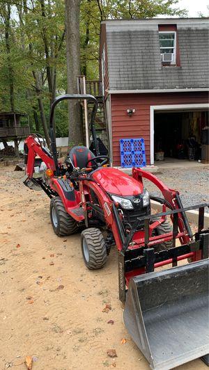 Compact Tractor/Loader/Backhoe for Sale in Penndel, PA