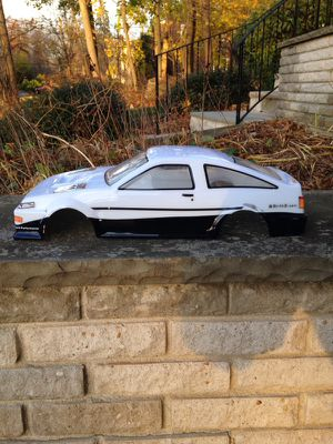 Remote control car body shell 1/10 for Sale, used for sale  West Orange, NJ