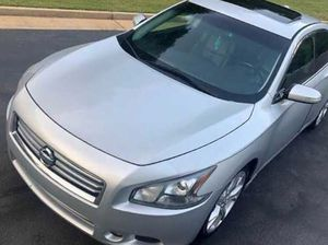 ForSale 2012 Nissan Maxima sv for Sale in Springdale, AR