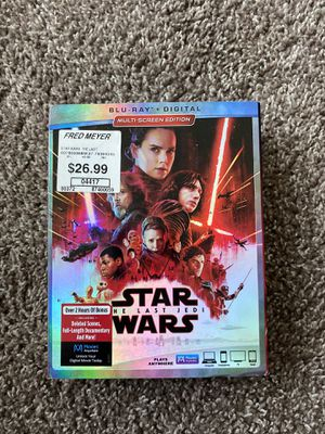 Star Wars the last Jedi for Sale in Gresham, OR