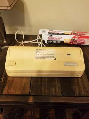 Vacuum sealer for Sale in Vancouver, WA