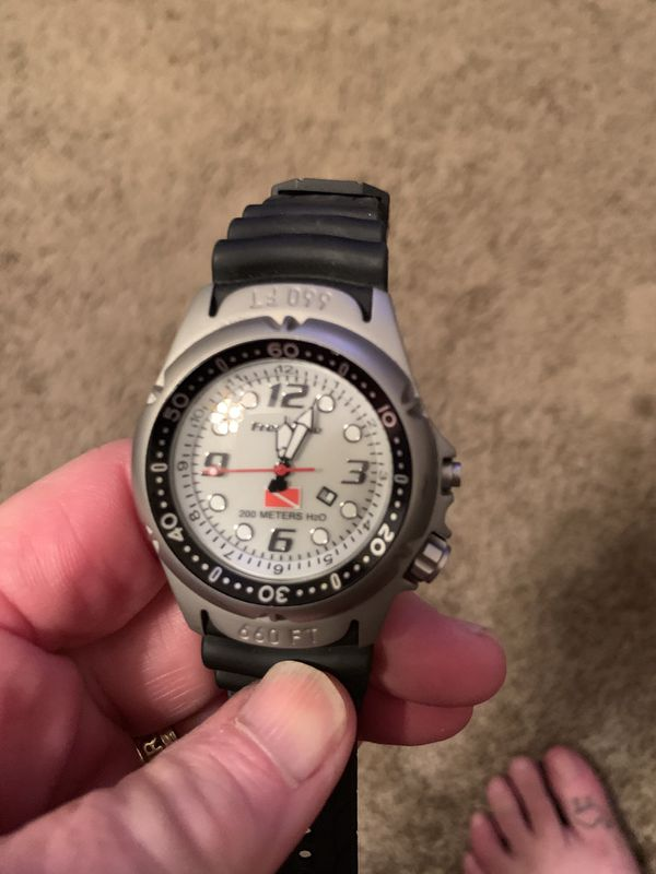 Freestyle divers watch