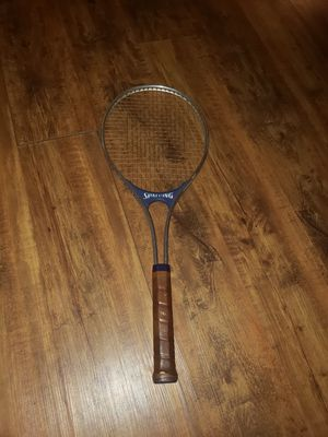 Spalding tennis racket for Sale in Rancho Cucamonga, CA