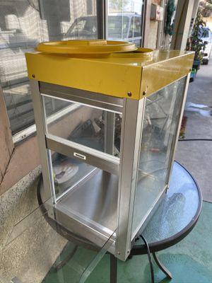 Nachos/popcorn heat box for Sale in Whittier, CA