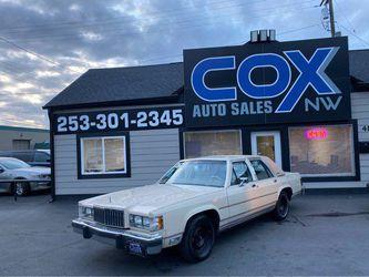 1986 Mercury Grand Marquis for Sale in Tacoma,  WA