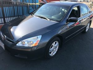 2007 Honda Accord Sdn for Sale in San Diego, CA