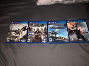 PS4 Games for Sale in Colorado Springs, CO
