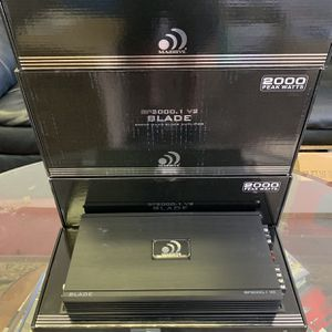 Massive Audio . Car Audio Car Stereo Amplifier . 2000 watt Class D . Real Power . Holiday Super Sale $159 While They Last . New for Sale in Mesa, AZ