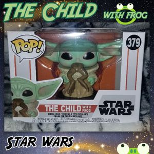 Funko Pop The Child with Frog for Sale in Doubs, MD