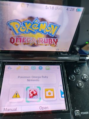 NINTENDO 3ds 13 games charger limit any 3 Pokemon for Sale in Plano, TX