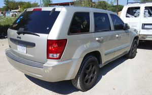 2008 JEEP GRAND CHEROKEE --- PARTS FOR SALE // PARTES SOLAMENTE #6760 for Sale in Balch Springs, TX