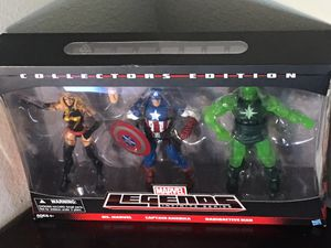 Marvel legends 3 pack for Sale in Chino, CA