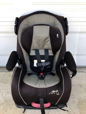 ALPHA OMEGA ELITE 3 in 1 CAR SEAT!!!! for Sale in San Bernardino, CA