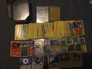 Pokemone collection with rare cards for Sale in Orlando, FL