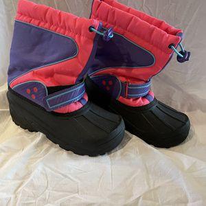 Snow Boots Kids Size 2 for Sale in Arlington, VA