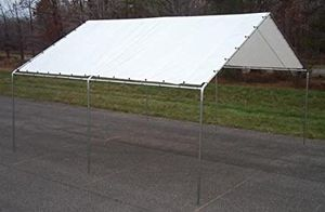 12x20 canopy with rooftop for Sale in Riverside, CA