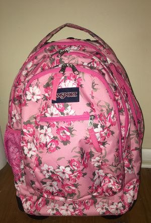 Jansport Driver 8 Rolling Backpack for Sale in Cherry Hill, NJ