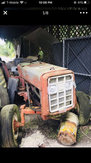 International Tractor 🚜 for Sale in Homestead, FL