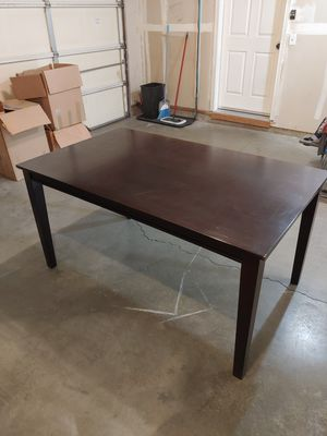 Nice table. Few small scratches and small ding in corner. for Sale in Redmond, OR