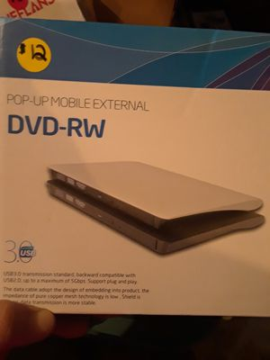 DVD RW external drive for Sale in Cleveland, OH