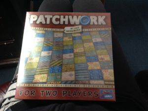 Brand new patchworks board game for Sale in Cleveland, OH