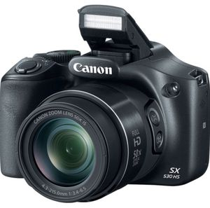 Canon Powershot sx530 16MP 50x Zoom for Sale in Atlanta, GA