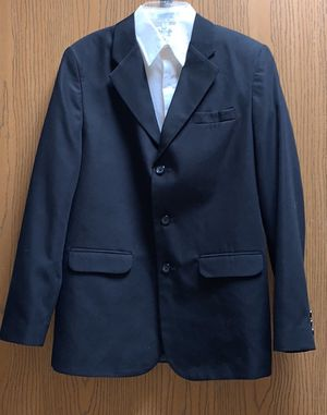 Van-Heusen Boys Suit Jacket and shirt for Sale in Sandwich, IL