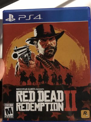 Red Dead Redemption II for Sale in San Diego, CA