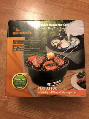 Brand new portable barbecue grills &cooler bag combo for Sale in Frederick, MD